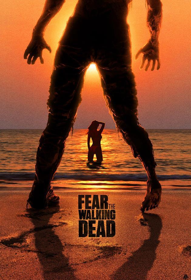Affiche Fear the Walking Dead - jolie poupée