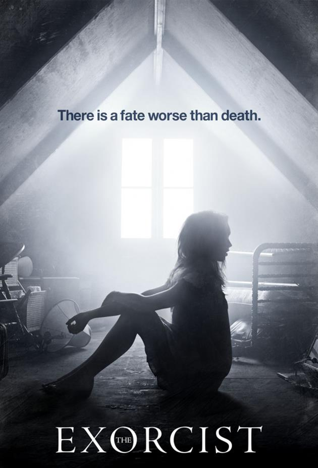 Affiche - There is a fate worse than death.
