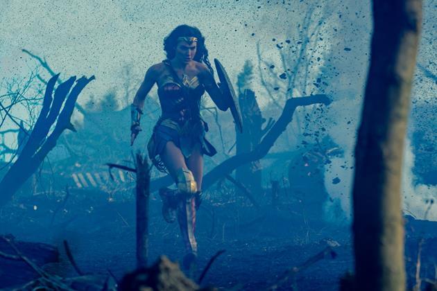 Wonder Woman et la guerre des tranchées