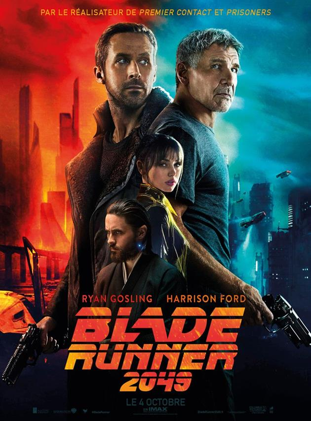Affiche française Blade Runner 2049