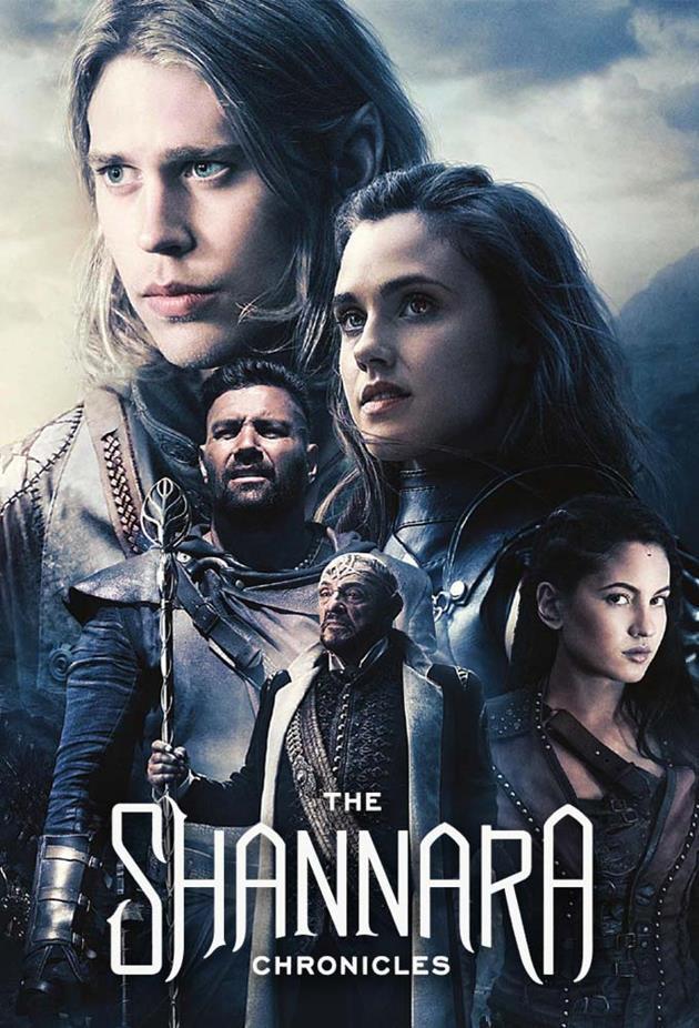 Affiche fanart de Shannara Chronicles