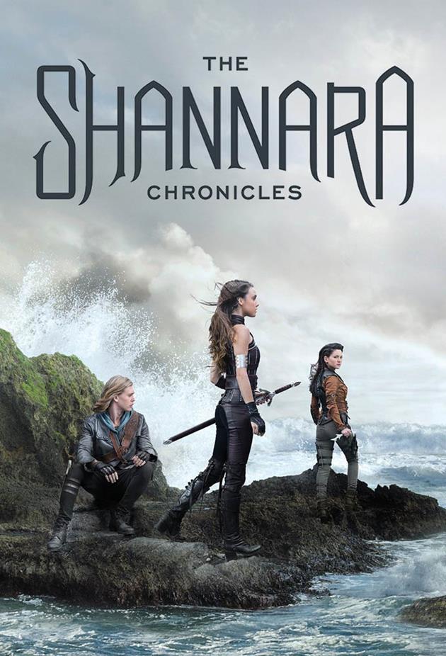Affiche Chroniques de Shannara Saison 1
