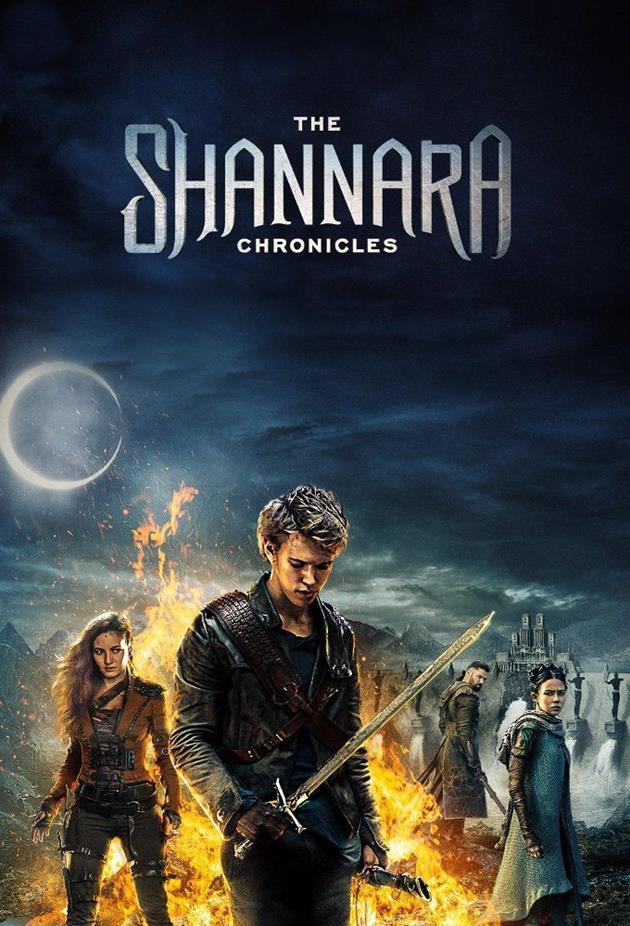 Affiche Chroniques de Shannara Saison 2