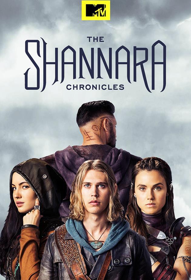 Affiche Chroniques de Shannara Saison 1 MTV