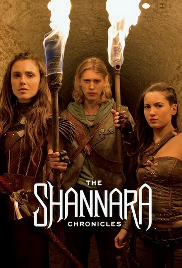 Affiche Chroniques de Shannara - flambeaux