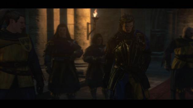 Des chevaliers conspirateurs