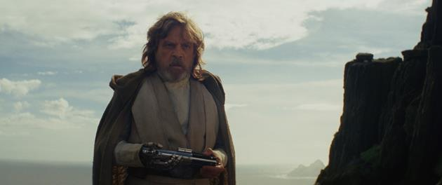 Le retour de Luke Skywalker