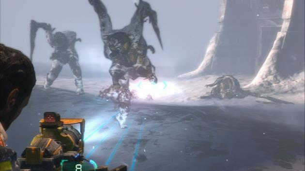 Quand Dead Space rencontre The Thing