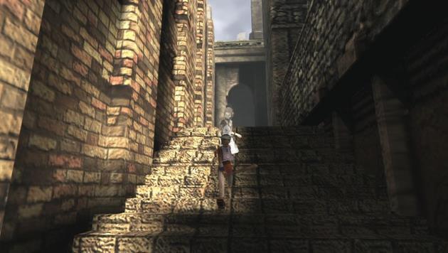 Version PS3 : Il va souvent falloir fuir