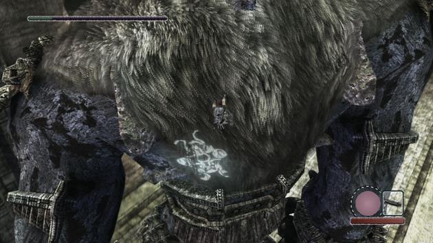 Version PS3 : L'ascension du colosse