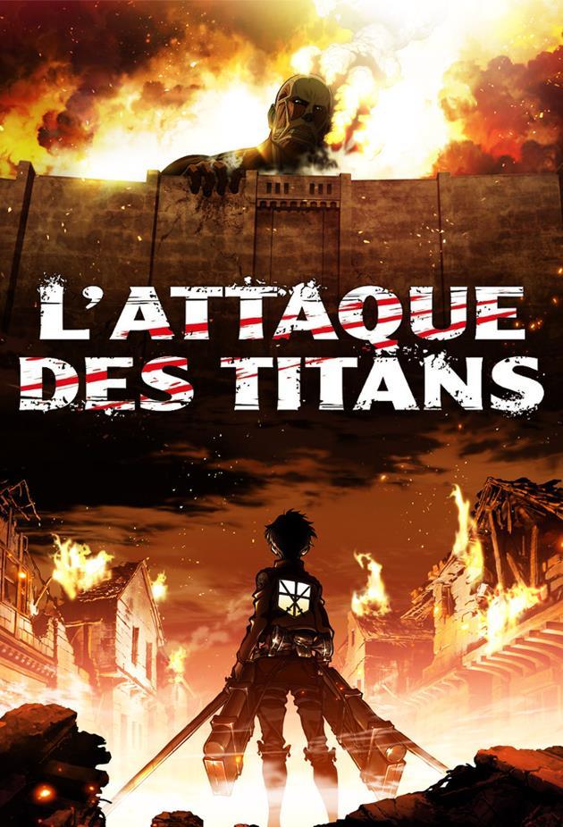 Affiche française saison 1