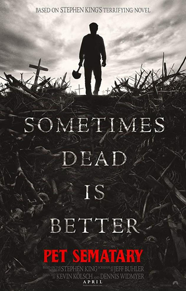 Pet Sematary - Affiche Teaser US