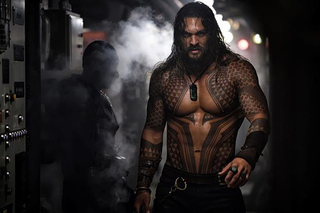 Aquaman version Badass