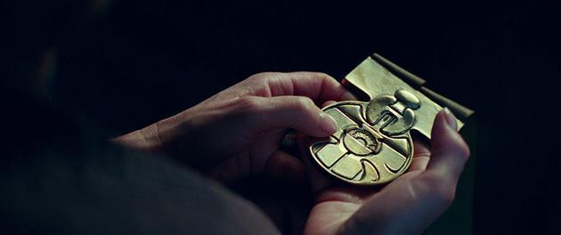 La médaille de la bataille de Yavin IV