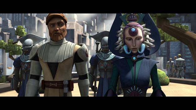 Saison 2 : Obi-Wan et Satine