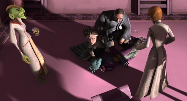 Saison 2 : Assassinat Politique