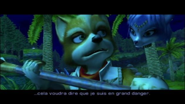 Fox et Krystal