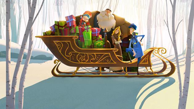 La distribution de cadeaux peut commencer