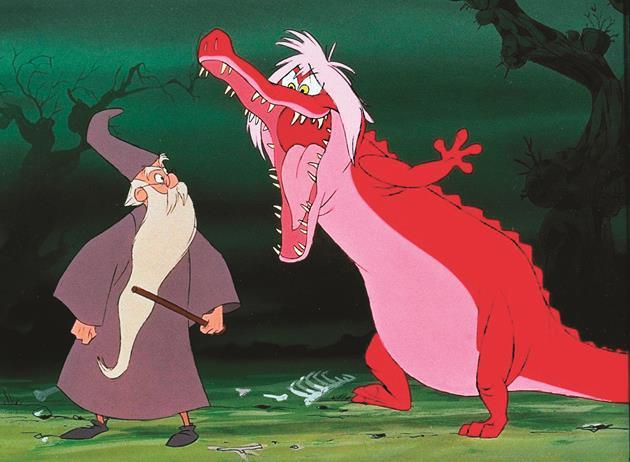 Combats de sorciers