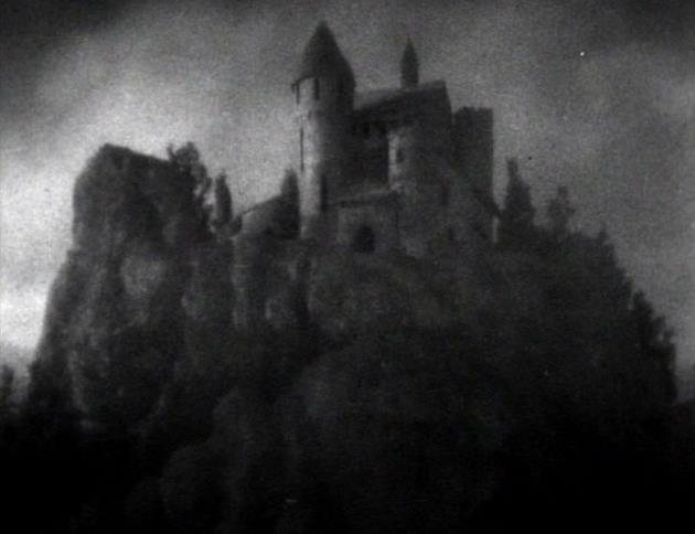 Le chateau de Dracula