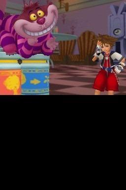 L'habituelle rencontre entre Disney et Square Enix