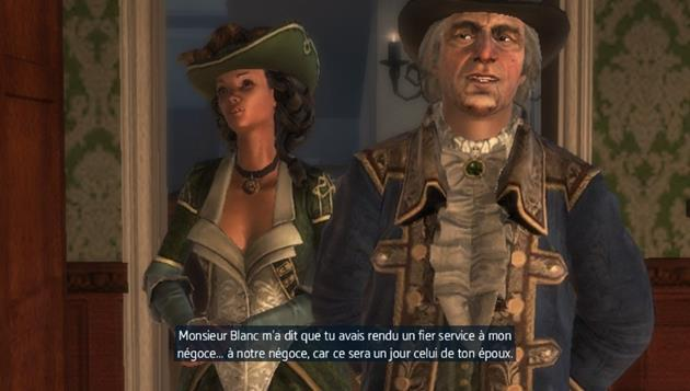 Aveline, dame et assassine