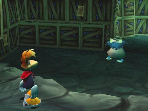 Rayman et Globox
