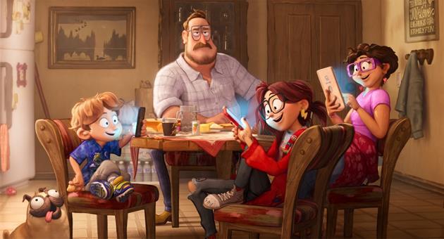 Une famille dysfonctionnelle