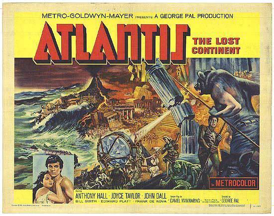 film atlantis terre engloutie