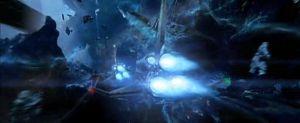 Armageddon: Harry S. Stamper (Bruce Willis), Rockhound (Steve Buscemi) et Charles 'Chick' Chapple (Will Patton). Rockhound (Steve Buscemi). Grace Stamper (Liv Tyler) et A.J. Frost (Ben Affleck)