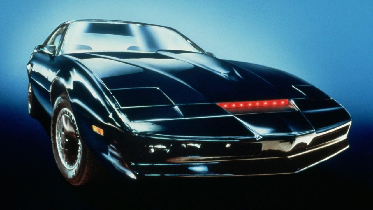 k2000 images de production kitt la voiture vedette de k2000 scifi universe. Black Bedroom Furniture Sets. Home Design Ideas