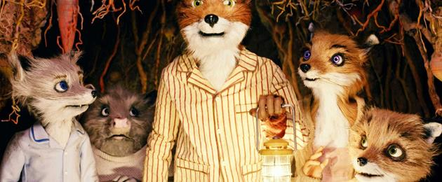 Critique du Film d'animation : Fantastic Mr. Fox