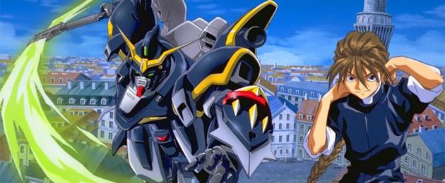 Gundam Wing Stream Deutsch