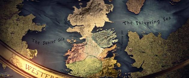 Critique de la Série Télé : Le trône de fer [5x01] Les guerres à venir