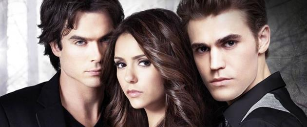 Critique de la Série Télé : The Vampire Diaries