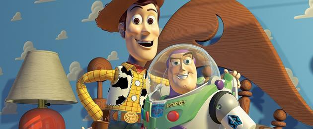 Critique du Film d'animation : Toy Story