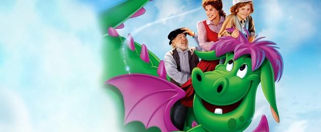 Peter et Elliott le dragon [1977]