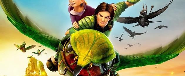 Critique du Film d'animation : Epic : La bataille du royaume secret
