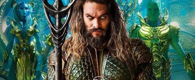 Aquaman [2018]