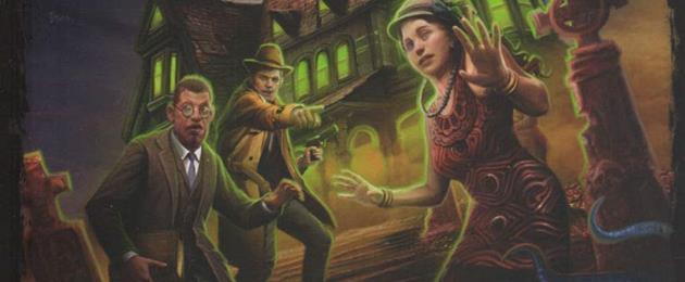 Critique du Jeu de rôle : L'Appel de Cthulhu 7ème édition : Manuel de l'Investigateur