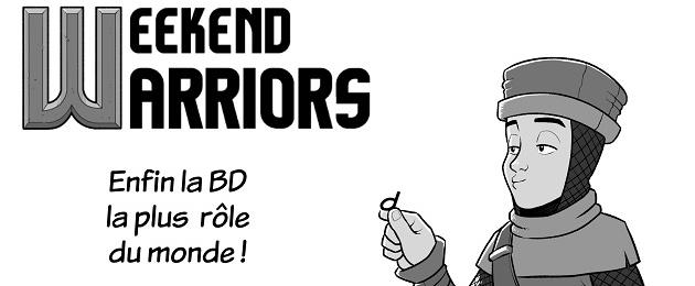 Weekend Warriors #1 [2018]