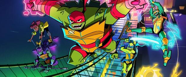 Les Tortues Ninja : Rise of the Teenage Mutant Ninja Turtles [2018]