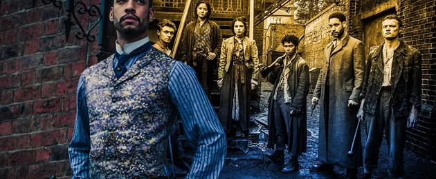 Sherlock Holmes : Les Irréguliers de Baker Street #1 [2021]