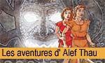 Voir la fiche Les Aventures d'Alef Thau : Alef Thau : le Roi Borgne [#3 - 1986]