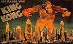 Voir la critique de King Kong : Un enchantement