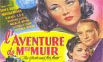 Voir la fiche L'Aventure de madame Muir [1947]