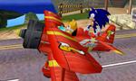 Voir la critique de Sonic Adventure #1 [1999] : Et là, c'est le drame...