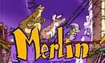 Voir la fiche Légendes arthuriennes : Merlin [jeune] : Merlin va à la plage [Tome 3 - 2000]