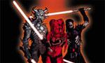 Voir la critique de Star Wars Legacy - Anéanti : Skywalker, encore et toujours...