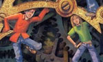 Voir la fiche Ulysse Moore : La Maison aux miroirs [#3 - 2007]